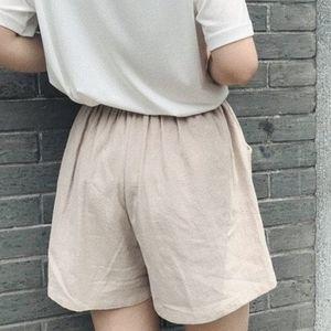 Pants - NWT Linen Shorts